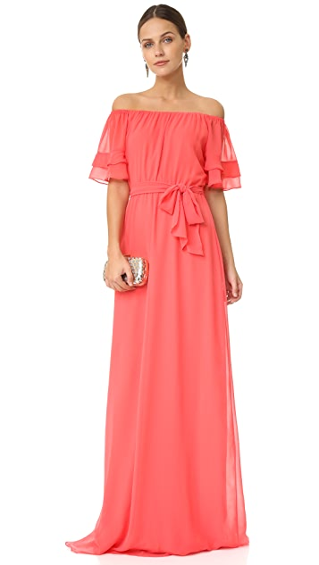 Joanna August Maggie Long Dress