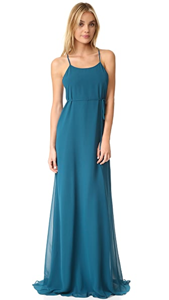 Joanna August Kristina Long Dress