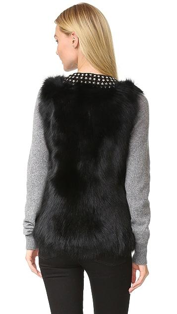 Jocelyn Fox Belly Vest