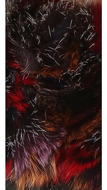 Jocelyn Kaleidoscope Cowl Scarf