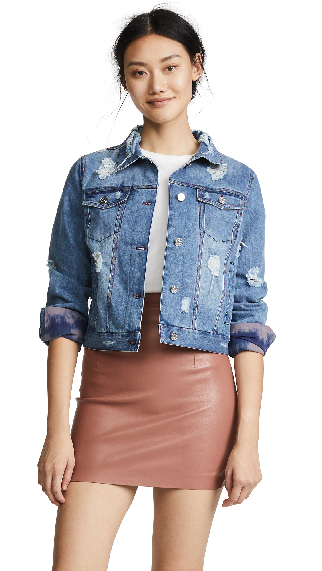 Jocelyn Denim Jacket