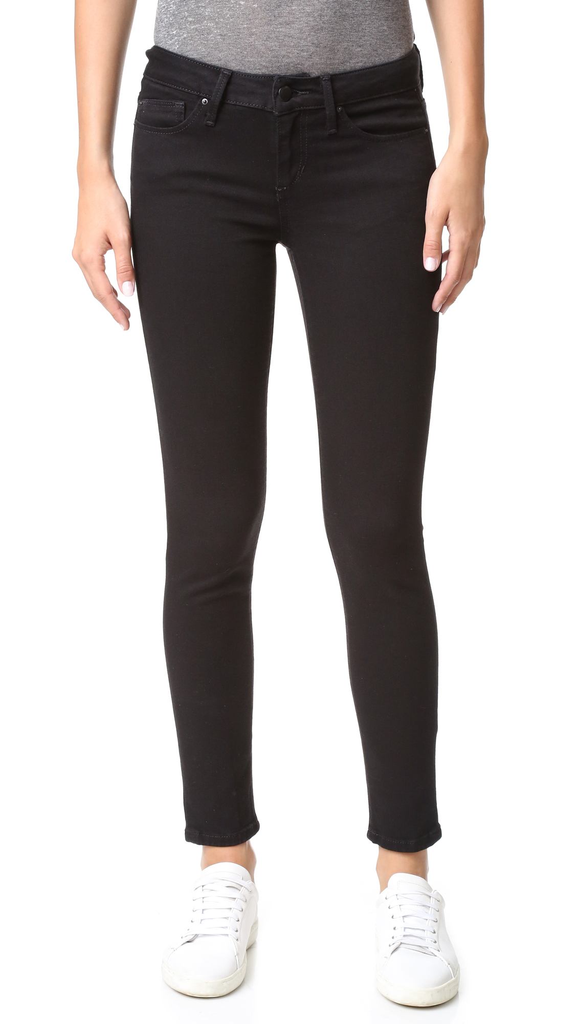 Flawless Vixen Sassy Skinny Ankle Jeans