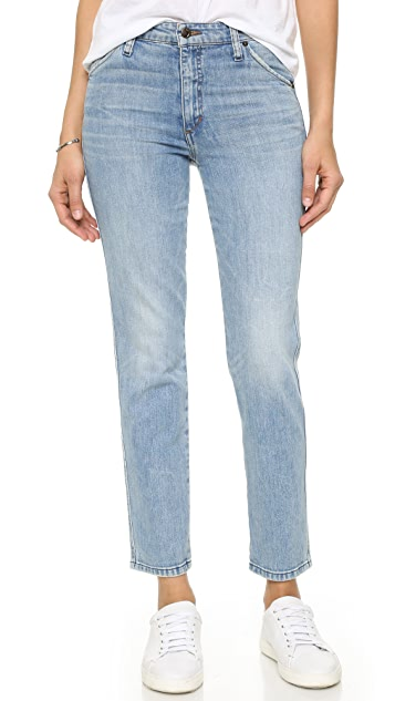 Joe's Jeans The Wasteland High Rise Ankle Jeans