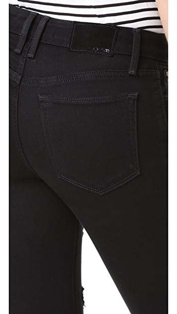 Joe's Jeans The Icon Ankle Mid Rise Skinny Jeans