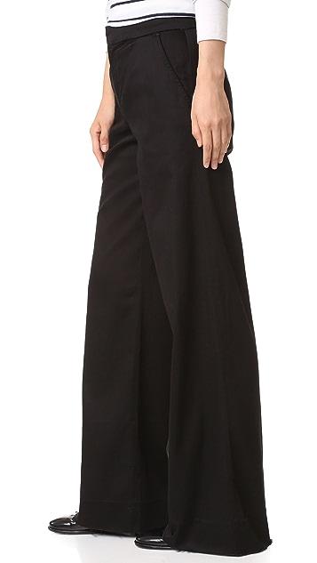 Joe's Jeans Bessie Wide Leg Pants