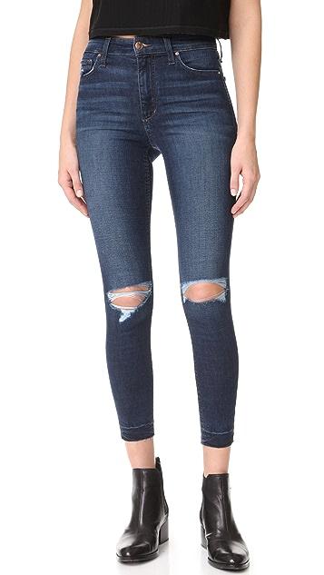 Joe's Jeans Charlie High Rise Skinny Crop Jeans
