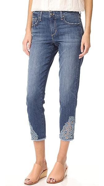 Joe's Jeans Smith Crop Straight Jeans