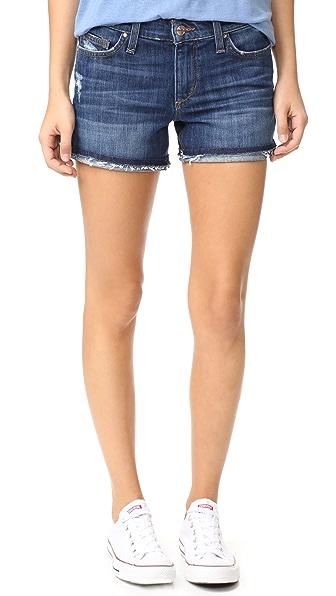 Markie Rolled Hem Shorts