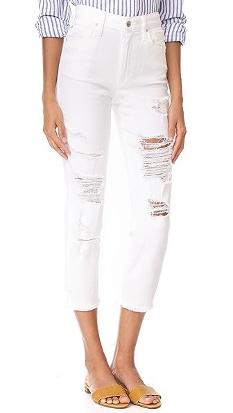 Joe's Jeans Debbie Boyfriend Crop Jeans