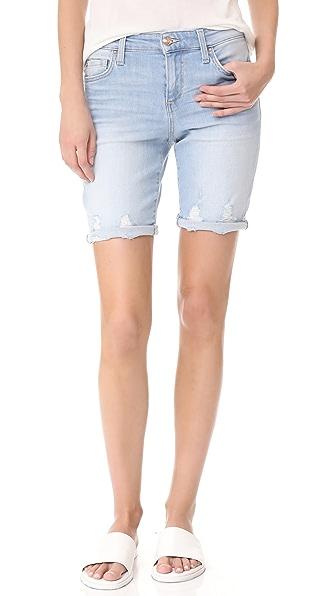 Joe's Jeans The Finn Bermuda Cutoff Shorts