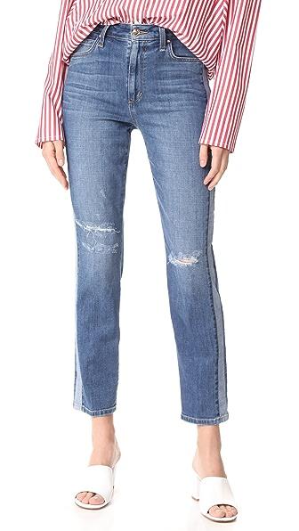 Joe's Jeans The Kass Cigarette Ankle Jeans In Venus
