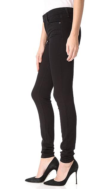 Joe's Jeans The Twiggy Tall Mid Rise Skinny Jeans