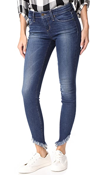 The Icon Ankle Skinny Jeans
