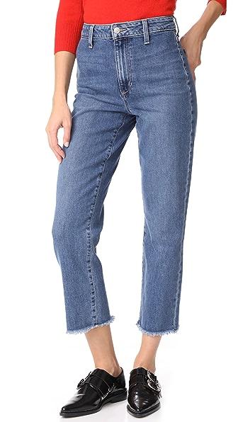 Joe's Jeans The Jane Crop Jeans In Karla