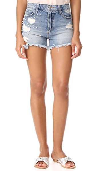 Joe's Jeans x Taylor Hill The Charlie Shorts In Nolita