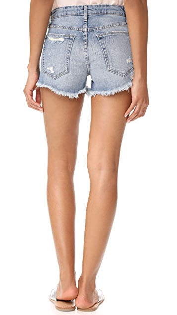 Joe's Jeans x Taylor Hill The Charlie Shorts