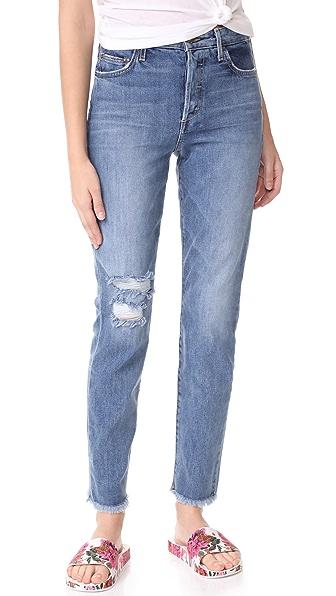 Joe's Jeans x Taylor Hill Debbie Ankle Jeans