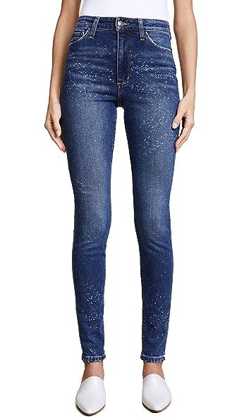 Taylor Hill Bella Skinny Jeans