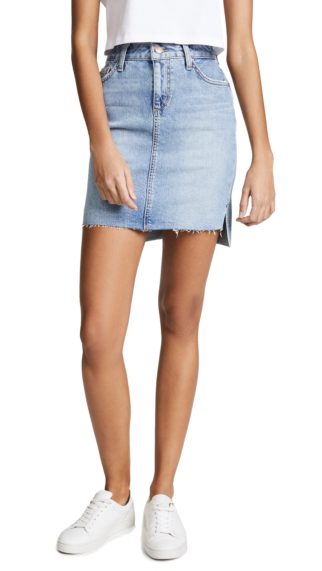 Joe's Jeans High Rise Pencil Skirt In Shawny