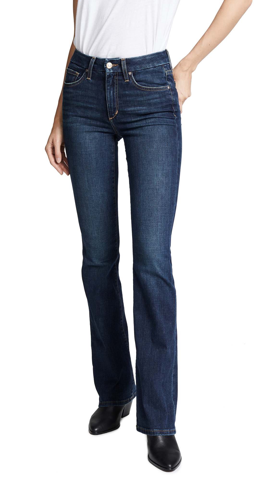 The High Rise Honey Bootcut Jeans