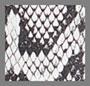 鳞片蟒蛇纹