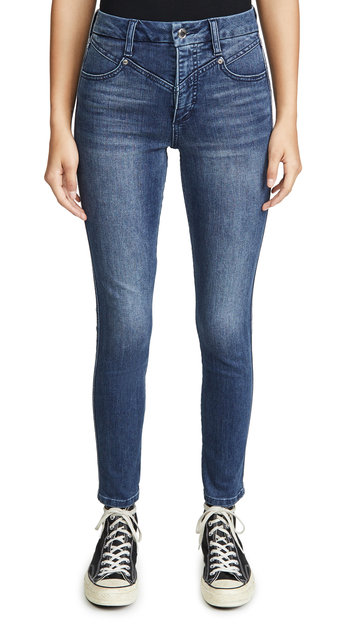 Buy Joe's Jeans online - photo of Joe's Jeans The Hi Honey Skinny Ankle Jeans