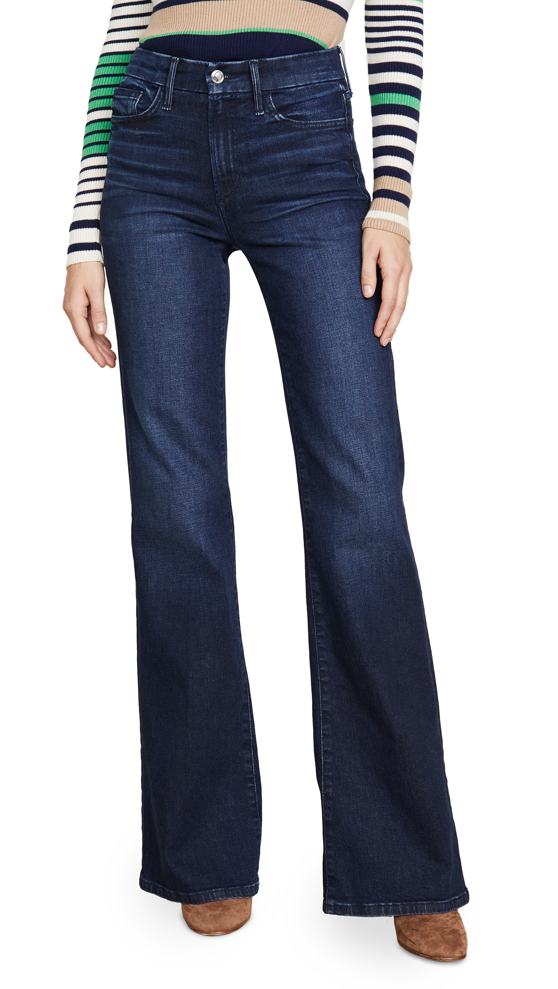 Buy Joe's Jeans online - photo of Joe's Jeans The Molly High Rise Flare Jeans