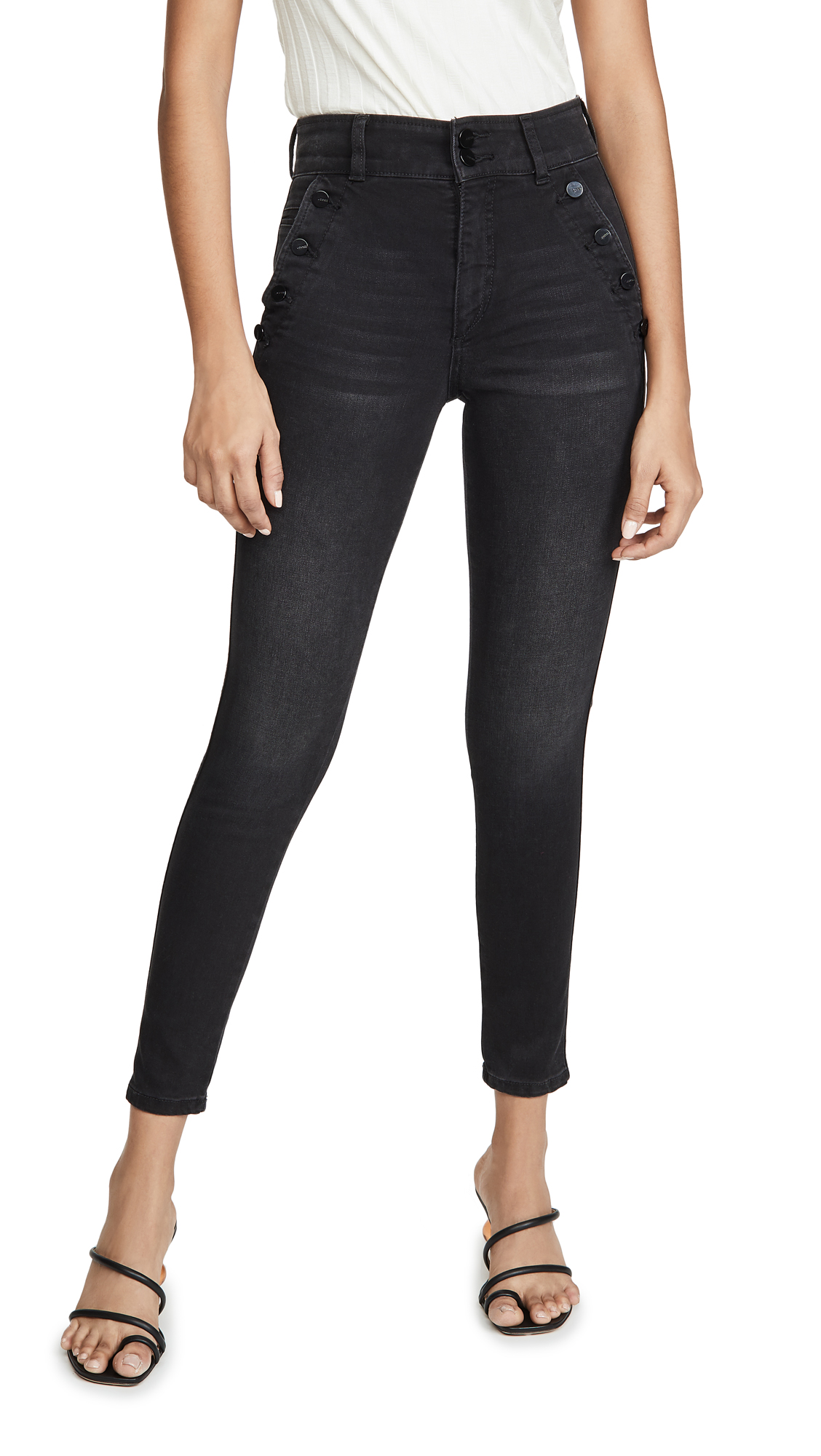 Buy Joe's Jeans online - photo of Joe's Jeans The High Rise Ankle Skinny Jeans
