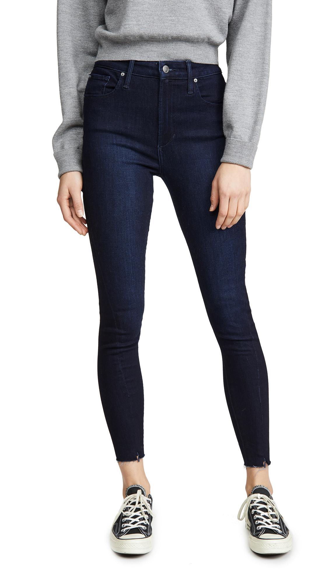 Buy Joe's Jeans online - photo of Joe's Jeans x We Wore What Danielle High Rise Skinny Zip Jeans