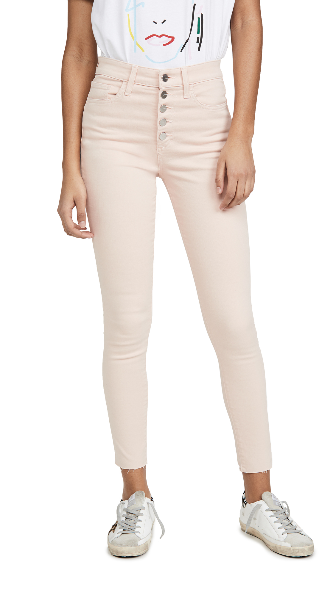 Buy Joe's Jeans online - photo of Joe's Jeans The Charlie Ankle Exposed Button Fly Jeans