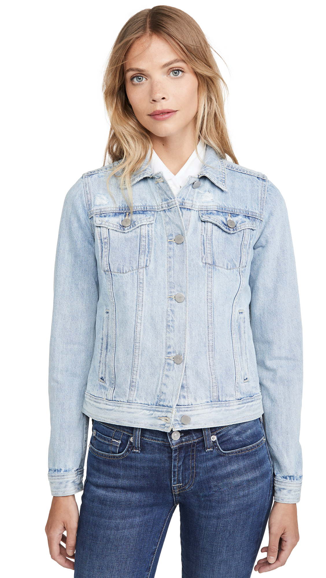 Buy Joe's Jeans The Standard Trucker Jacket online beautiful Joe's Jeans Clothing, Jackets