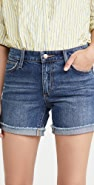 Joe's Jeans Cuffed Cutoff Shorts