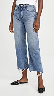Joe's Jeans The Blake 解构裤脚牛仔裤