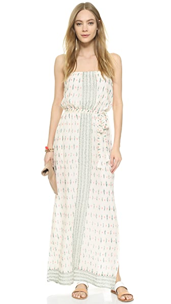Joie Sedco Ikat Maxi Dress
