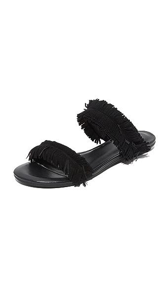 Joie Pippa Slide Sandals - Black at Shopbop