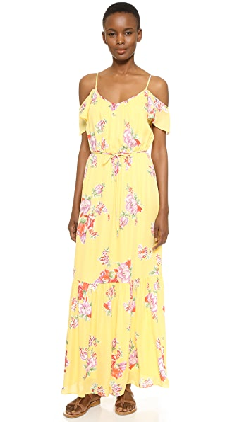 Joie Annada Dress - Lemon Drop at Shopbop