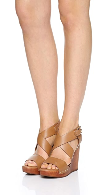 Joie Cecilia Wedge Sandals
