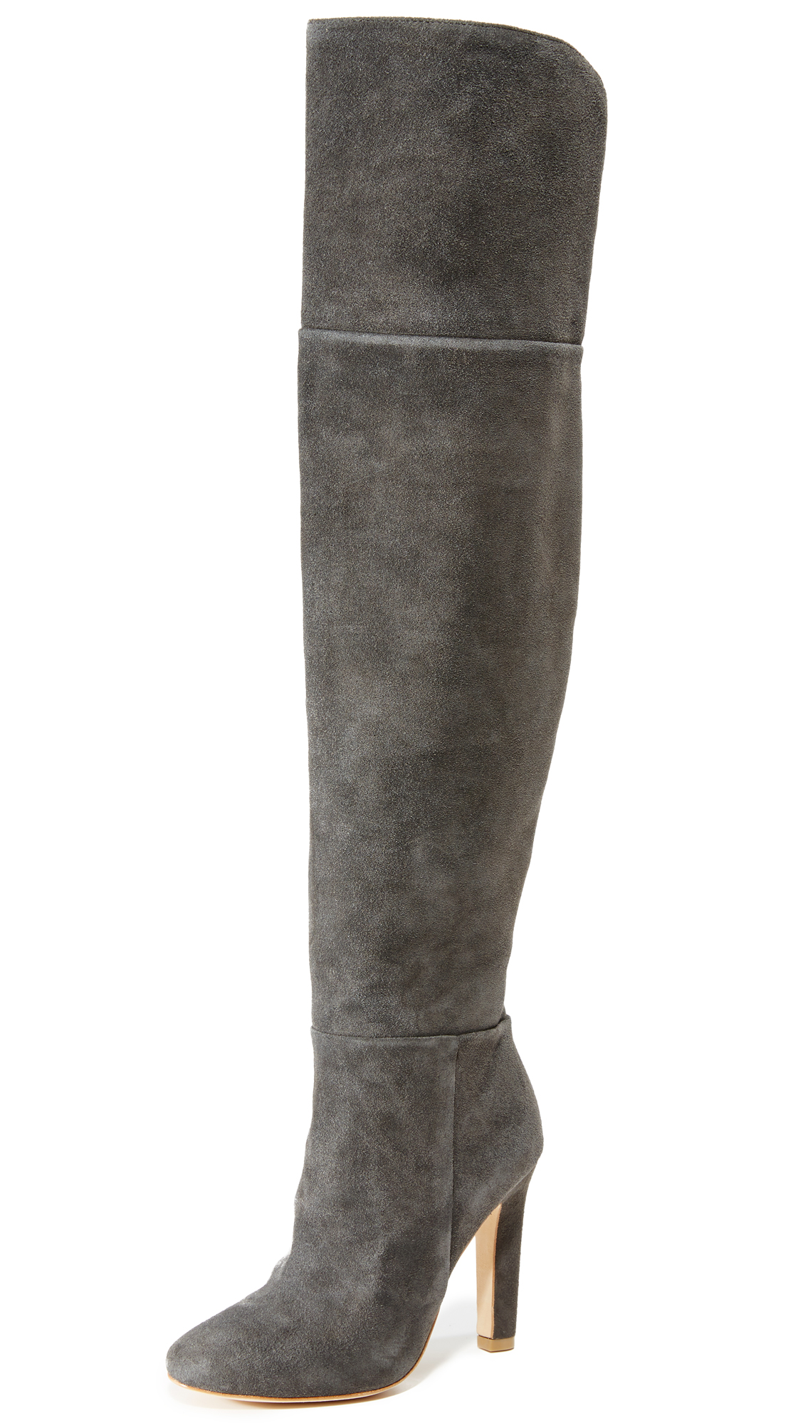 Joie Bentlee Tall Boots - Graphite