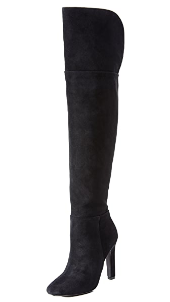 Joie Bentlee Tall Boots - Black