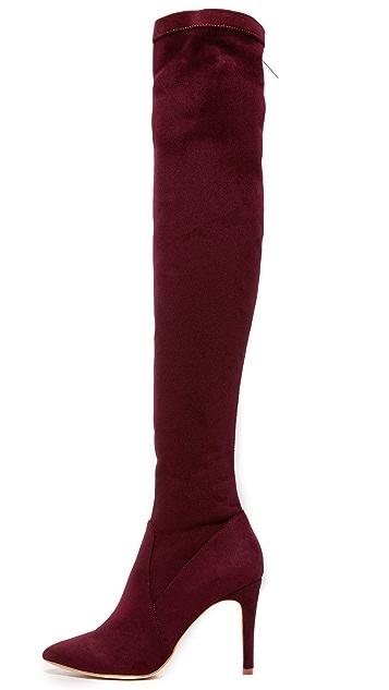 Joie Jemina B Over The Knee Boots