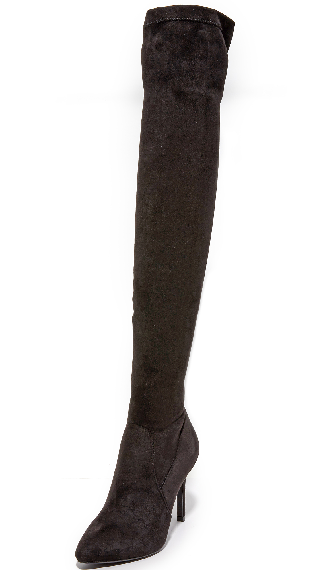 Joie Jemina B Over The Knee Boots - Black