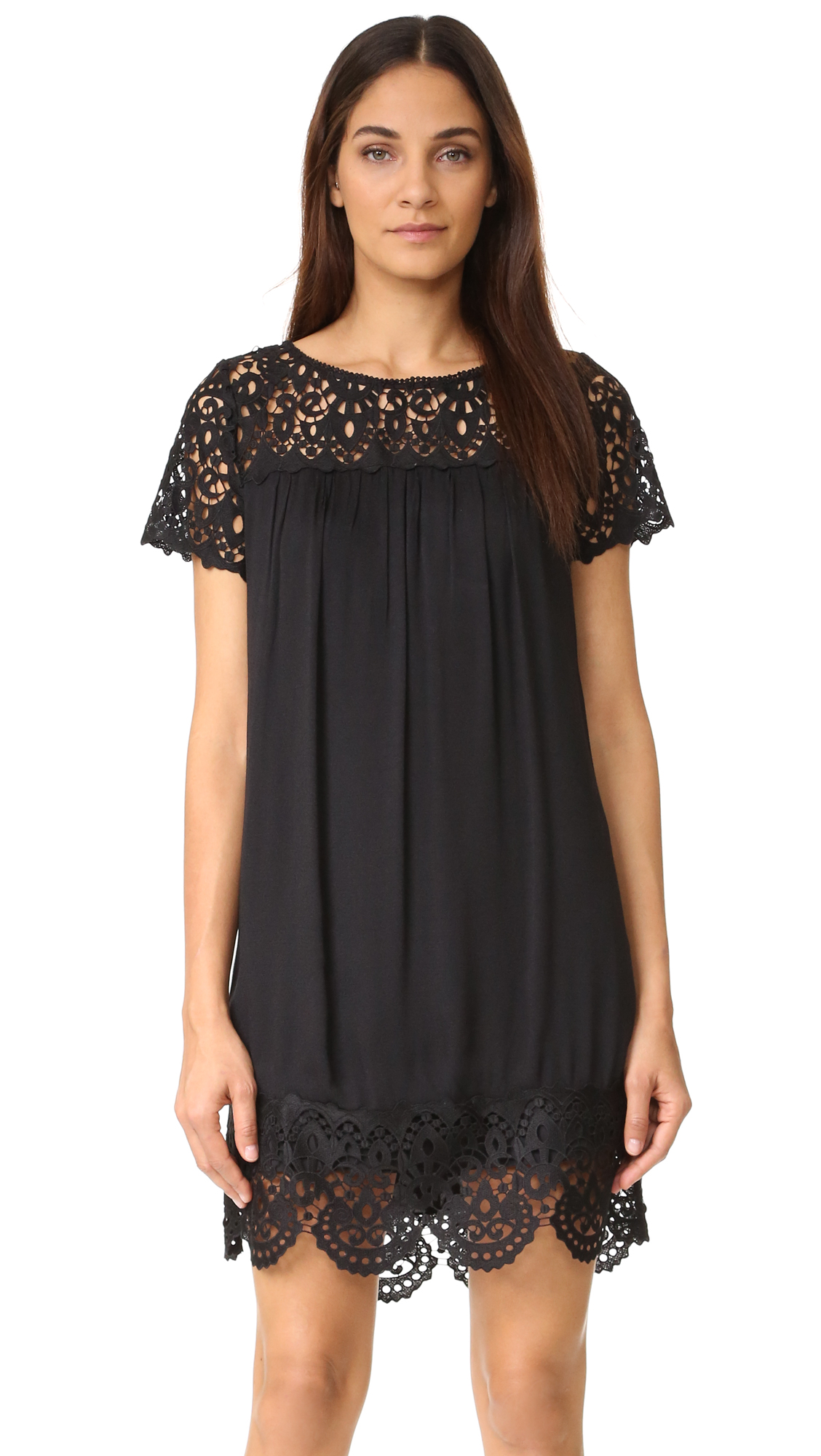 Joie Lea Dress - Caviar at Shopbop