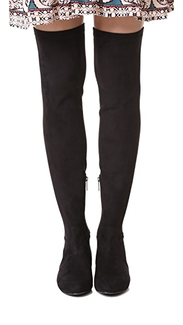 Joie Hayleigh Over the Knee Boots