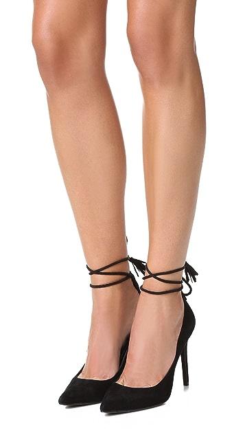 Joie Angelynn Ankle Wrap Pumps