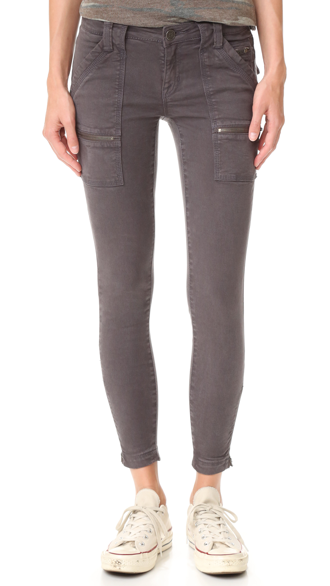 Joie Park Skinny Pants - Storm at Shopbop