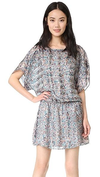 Joie Sofinne Dress - Dusty Mink