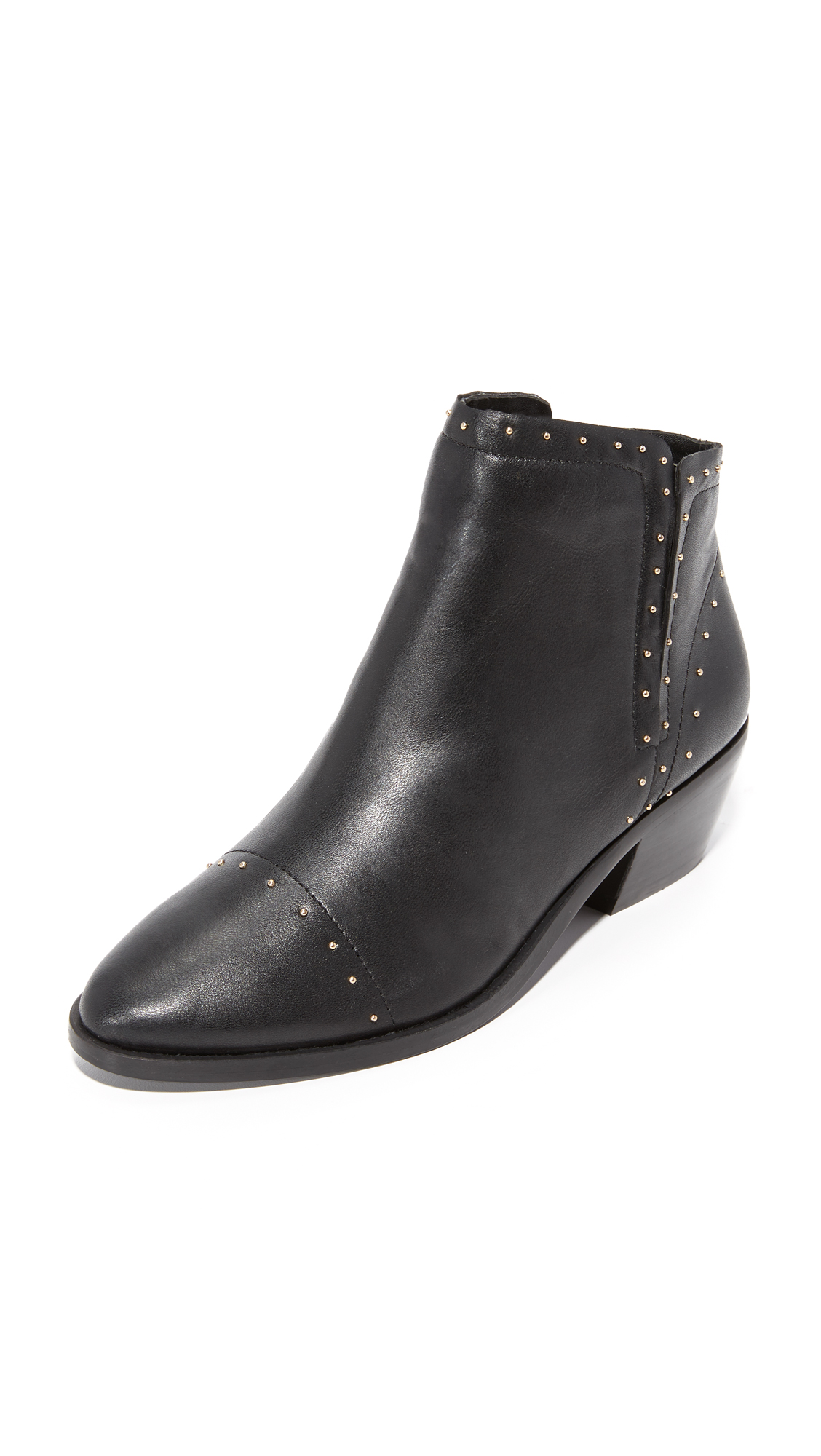 Joie Jacobean Booties - Black