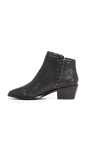 Joie Jacobean Booties