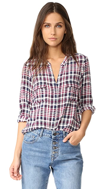 Joie Iloani Button Down