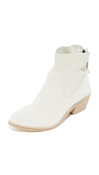 Joie Adria Booties - Latte